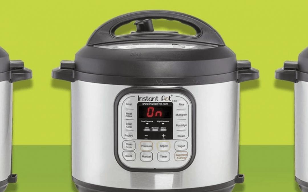 crockpot vs instant pot energy use