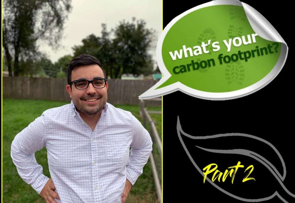 Carbon Footprint and Solar
