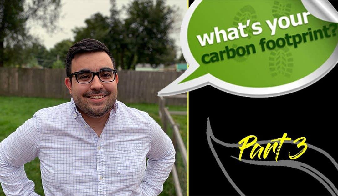 Carbon Footprint for Solar Power