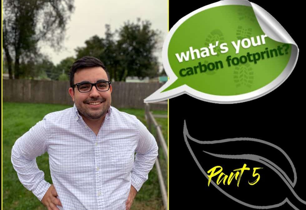 Why Tracking the Carbon Footprint is Important Part Five. Carbon Offsets