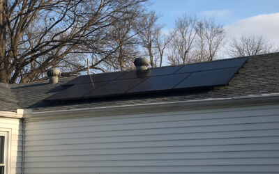 Why Tracking the Carbon Footprint is Important Part Seven. Energy Efficiency Project Results