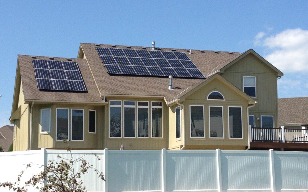 Size of Solar Installation