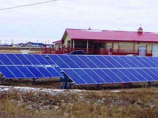 Spur Ridge Vet Hospital 30kW Solar PV System – Marion, Kansas