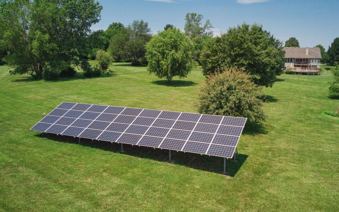 Ground-Mount Solar Missouri