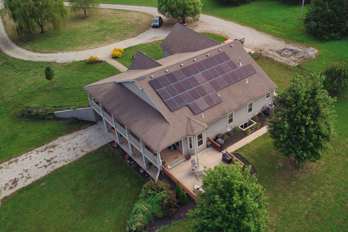 Lawrence Solar Roof Mount
